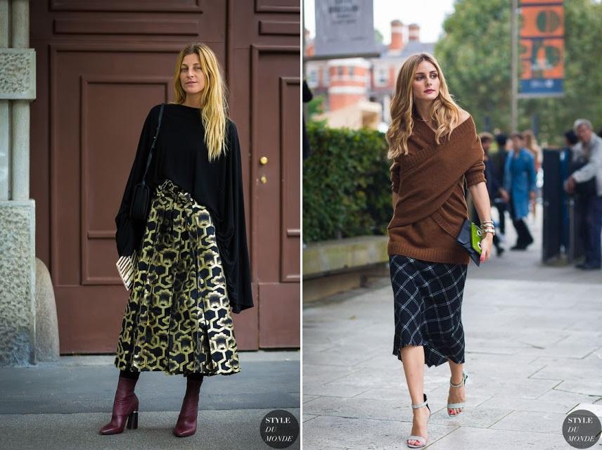 moda dello streetstyle