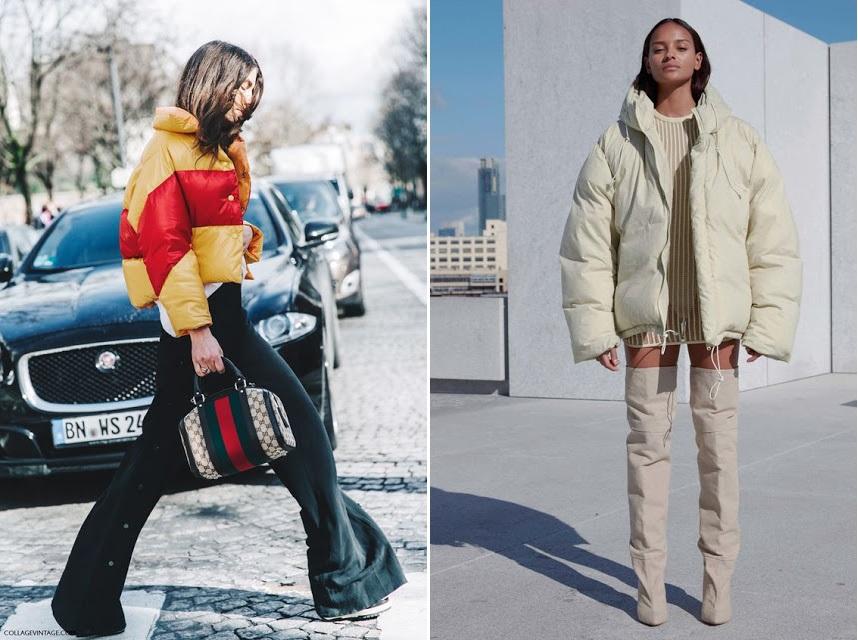 Piumino Come amp; Veg Il Con Indossare Stile Fashion rHEqr7n