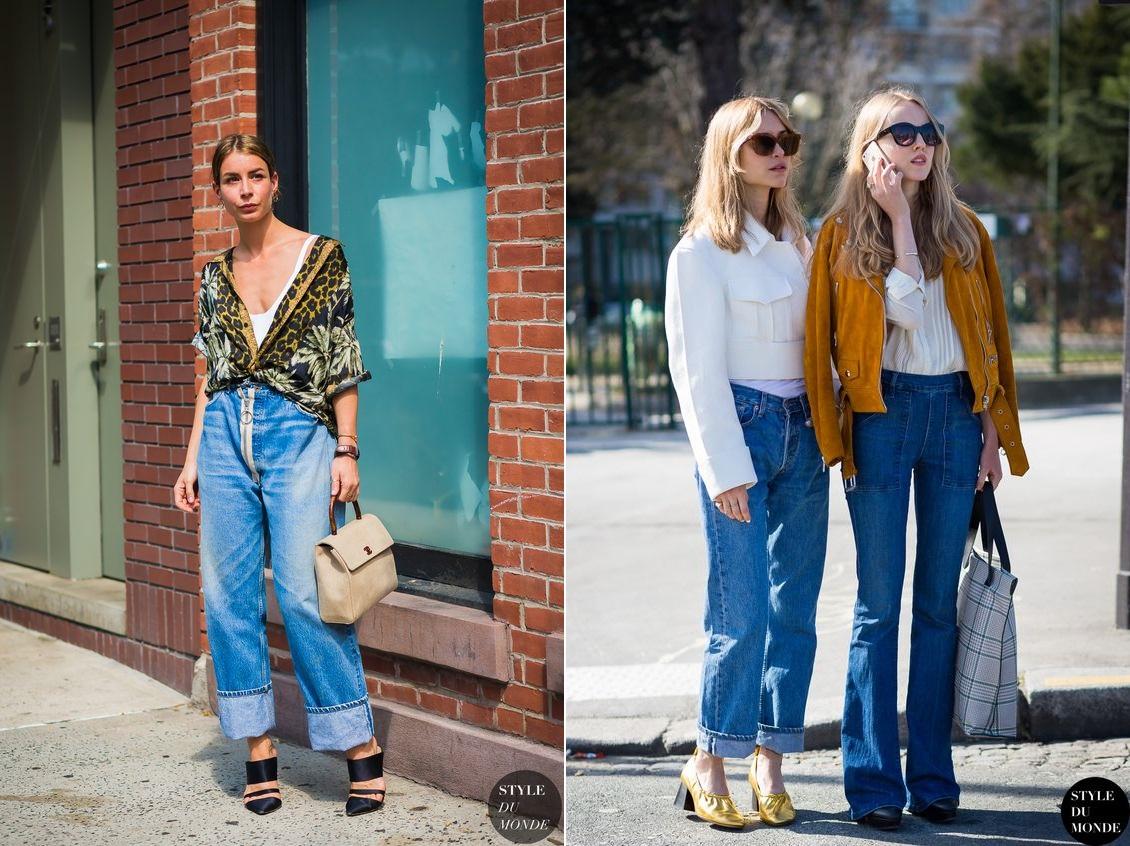 tipi di jeans per donna