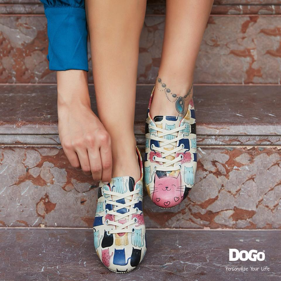 scarpe vegan da donna di Dogo