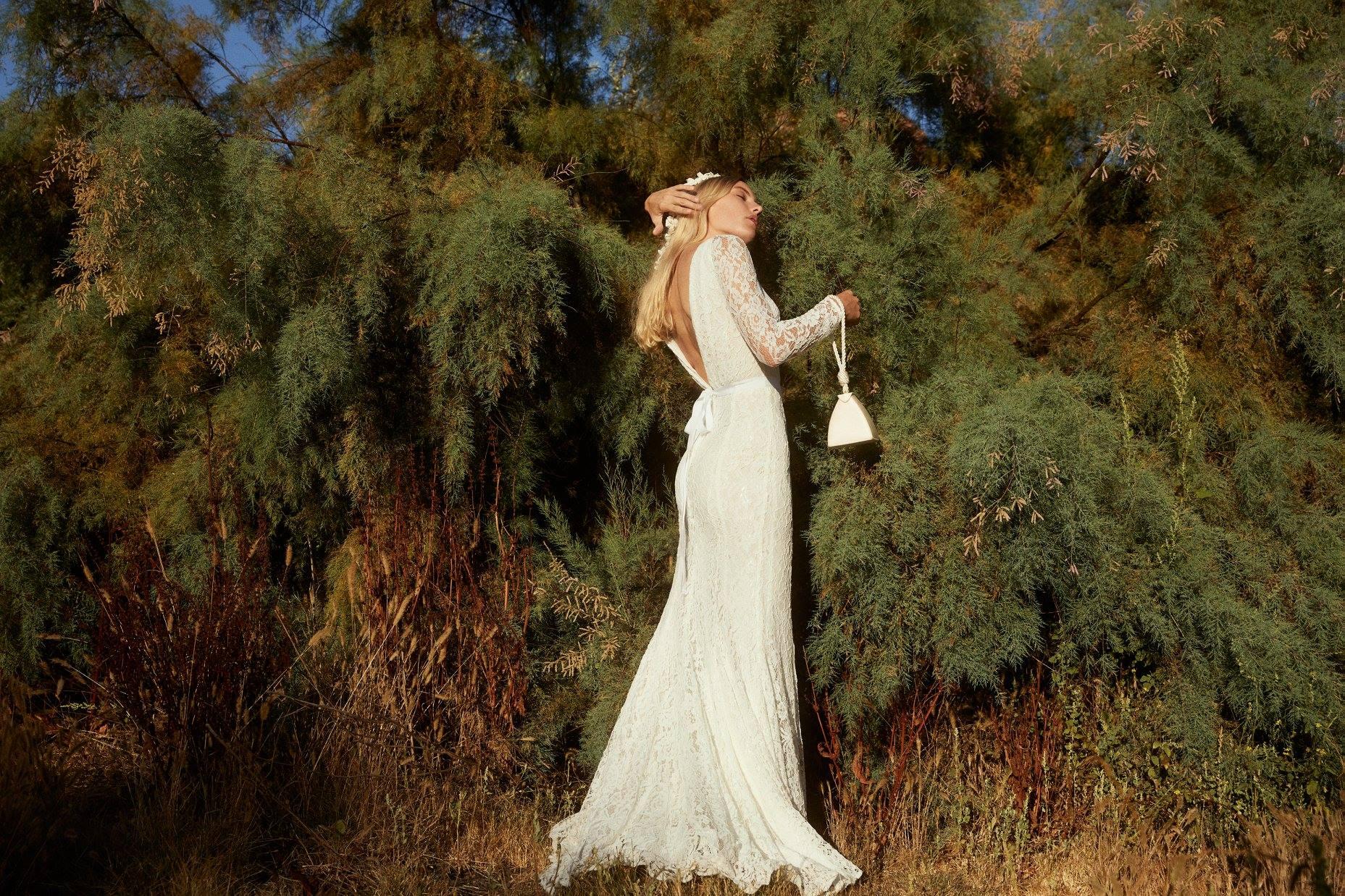 abito da sposa Reformation