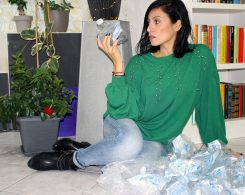 vita sostenibile senza plastica