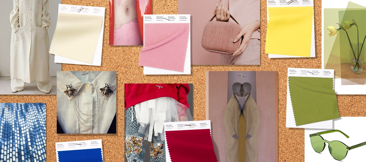 trend colori pantone primavera estate 2019