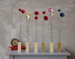 fiori cartapesta lulai