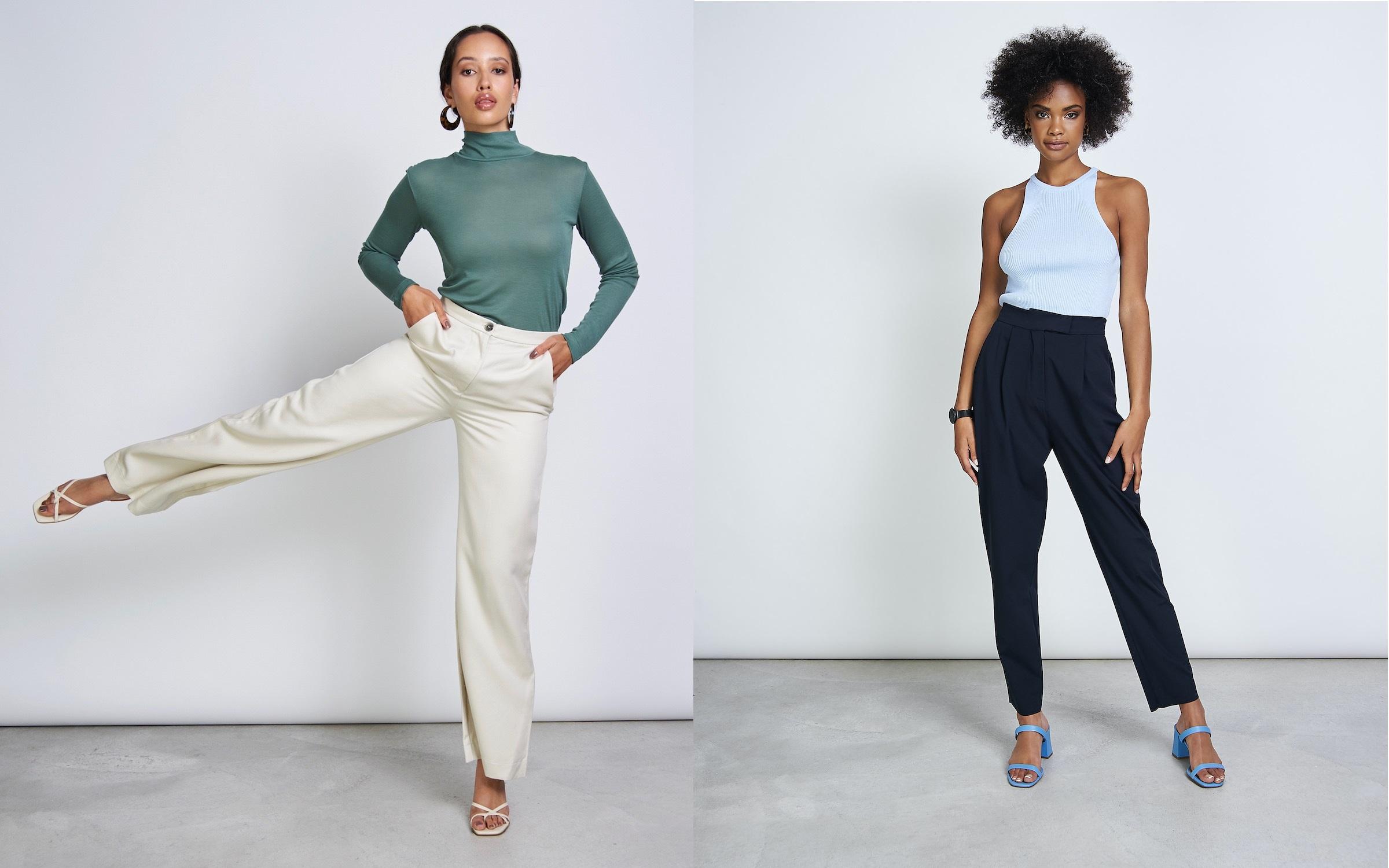 pantaloni comodi Jan `N June